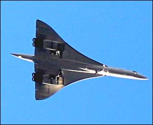 the anglo french concorde project It is one of only two ssts to enter commercial service, the other being the anglo-french concorde the aircraft was conceived during the cold war by tupolev design bureau , headed by alexei tupolev, and manufactured by the voronezh aircraft production association in voronezh, russia.